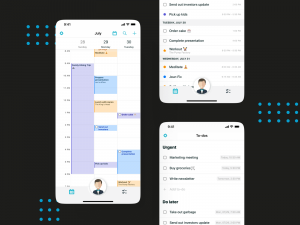 Butleroy is a personal butler for your calendar and to-dos