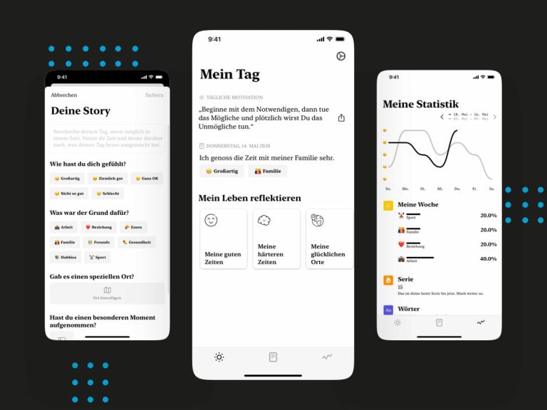 Punkt - Das einfachste Tagebuch für iOS