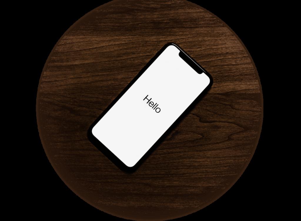 iPhone Hello Screen Technologie